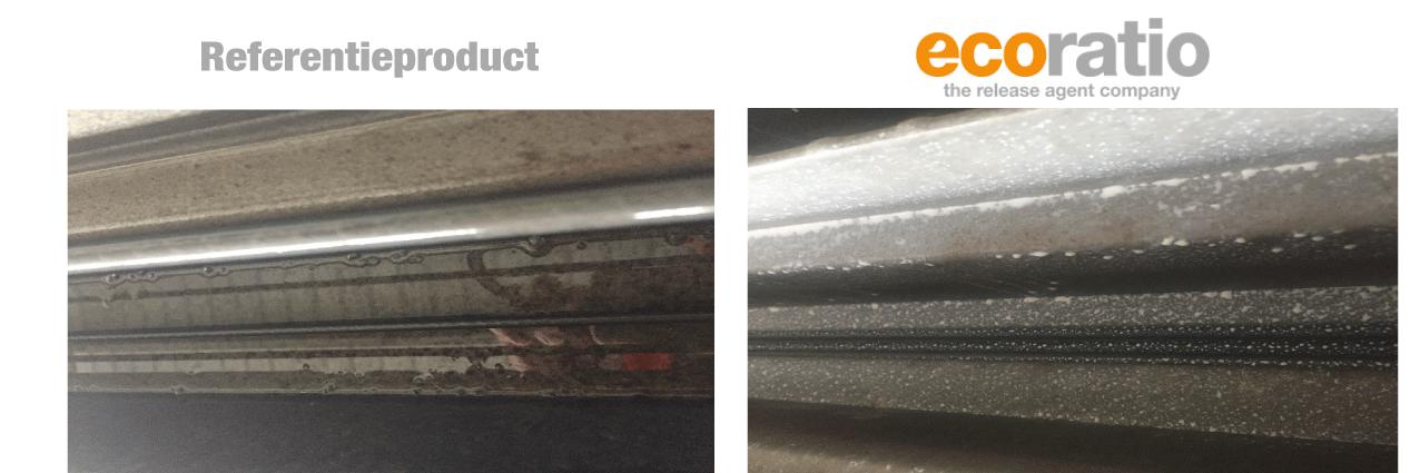 corrosie op mallen voor betonproductie