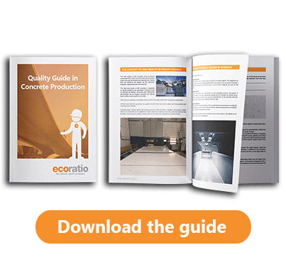 Quality Guide in Concrete Production